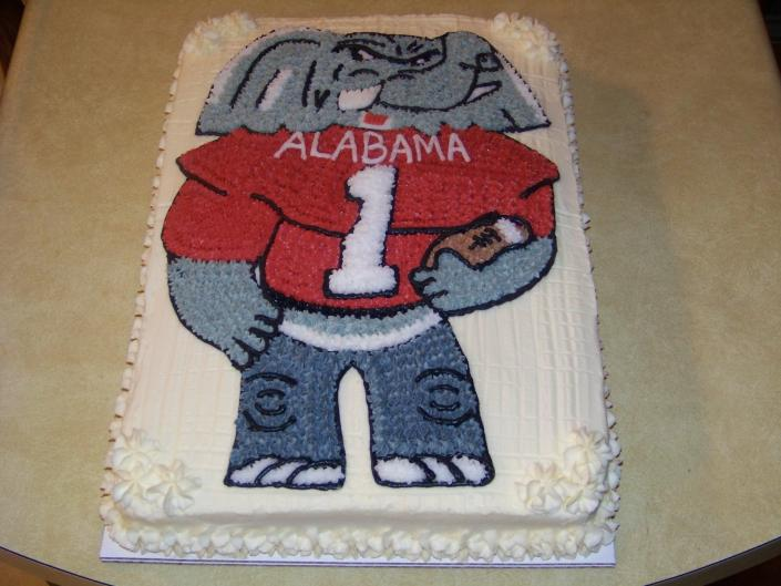 [Image: Game Day Birthday Cake]