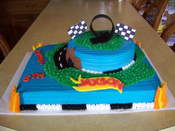 Amazing Hot Wheel Birthday Birthday Cake Gallery Funny Birthday Cards Online Chimdamsfinfo