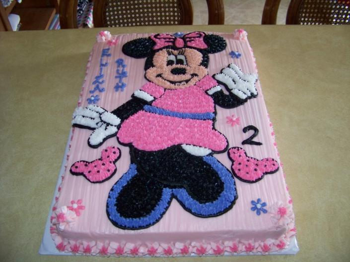 Fine Who Like Minnie Mouse Birthday Cake Gallery Funny Birthday Cards Online Alyptdamsfinfo