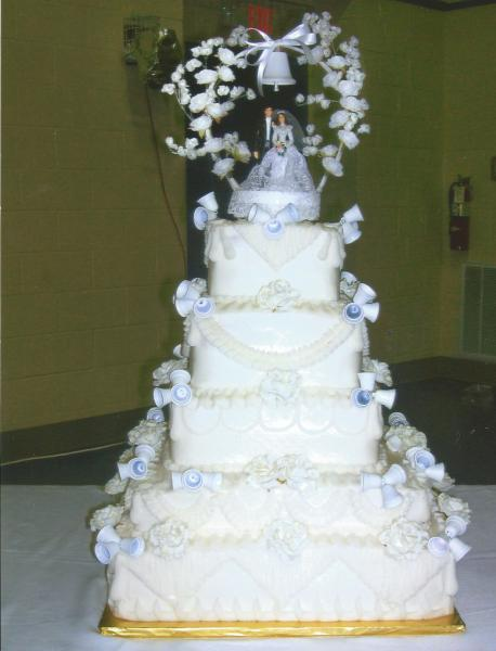 50th Anniversary - Wedding Cake Gallery