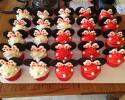 Sweet Minnie Mouse Cupcakes